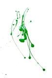 Peinture d'éclaboussure Image libre de droits