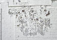 Peinture d'épluchage de mur Photos stock