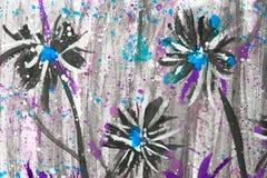 Peinture d'aquarelle images libres de droits