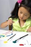 Peinture de 2 Photos stock