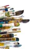 peinture de balais Images stock