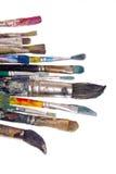 peinture de balais Photos stock