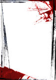 Peinture de cadre de page illustration stock