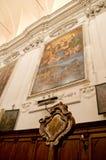 Peinture de dévotion images stock