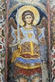 Peinture de fresque dans le monastère Manasija près de Despotovac, Serbie Photo stock