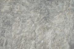Peinture de pl?tre de fond de Gray Wall Cement Paint Texture rugueuse avec le fond de haute r?solution de vignette pour la concep image stock