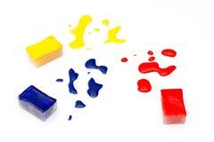 Peinture de Water-colour Images libres de droits