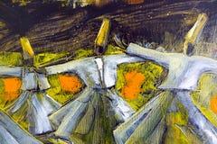 Peinture des derviches de tourbillonnement photo libre de droits