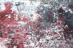 Peinture en écailles sale Images libres de droits