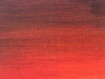 Peinture en gros plan sur la toile Image libre de droits