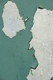 Peinture et métal d'écaillement Photographie stock libre de droits