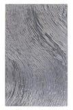 Peinture grise sur la tuile pulvérisée Belles bannières peintes de conception de surface Photo stock