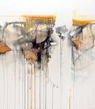 Peinture moderne Photo libre de droits