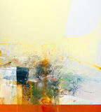 Peinture moderne Photos libres de droits