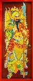 Peinture murale chinoise Photographie stock libre de droits
