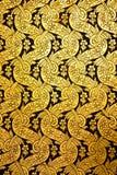 Peinture murale thaïlandaise de style Image stock