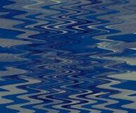 Peinture normale Mur peint sec de résumé Texture épaisse onduleuse de peinture Art multi multi et de mélange de médias illustration de vecteur