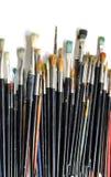 Peinture, peignant Image libre de droits