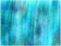 Peinture pour aquarelle moderne abstraite photographie stock