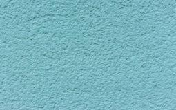 Peinture pour bâtiments bleue de mur en pierre Photographie stock
