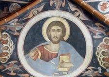 Peinture religieuse images stock
