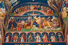 Peinture religieuse XI Image stock