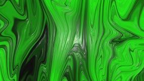 Peinture renversée par résumé Photo stock