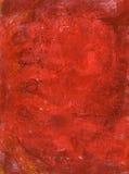 Peinture rouge photos stock