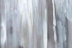 Peinture sur le mur en bois Photographie stock libre de droits