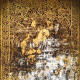Peinture thaïe Photo stock