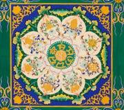 Peinture traditionnelle de la Chine Photos stock