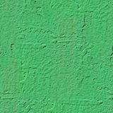 Peinture verte de mur avec un phot sans couture et tileable de tache de texture Photo libre de droits