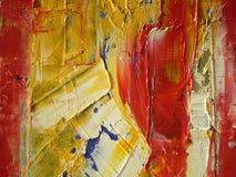 Peintures à l'huile Photographie stock libre de droits