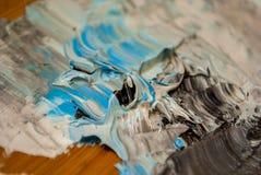Peintures à l'huile Image libre de droits