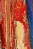 Peintures sèches Photographie stock