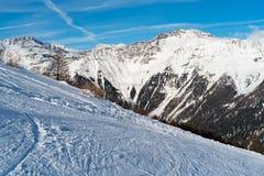 Peio - Val di Единственн, Dolomiti di Brenta Стоковые Фотографии RF
