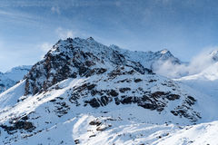 Peio - Val di Единственн, Dolomiti di Brenta Стоковые Изображения RF