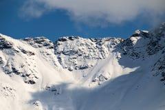 Peio - Val di Единственн, Dolomiti di Brenta Стоковые Фото