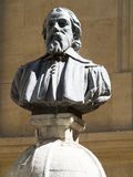 Peiresc statue in Aix-en-Provence, France Royalty Free Stock Photography