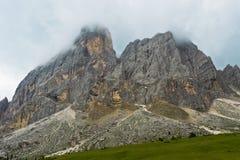 Peitlerkofl, el Tyrol del sur Imagen de archivo