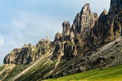 Peitlerkofl, el Tyrol del sur Imagen de archivo libre de regalías