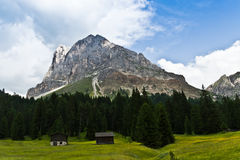 Peitlerkofl, South Tyrol Royalty Free Stock Photo