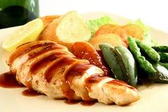 Peito de galinha Foto de Stock
