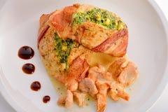 Peito de galinha cheio Foto de Stock