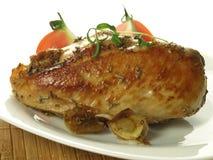 Peito de galinha, close up foto de stock royalty free