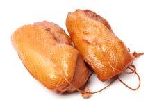 Peito de pato cozinhado imagem de stock
