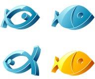 Peixes. Imagem de Stock Royalty Free