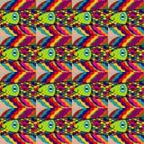 Peixes coloridos da fantasia Fotografia de Stock Royalty Free