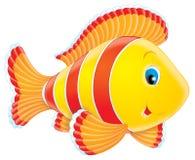 Peixes corais ilustração stock