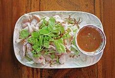 Peixes da fervura fotografia de stock